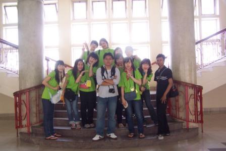 SWU di Gedung Pusat UGM