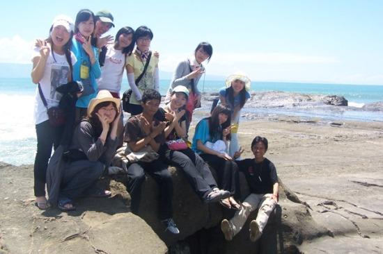 Karang Hau Beach
