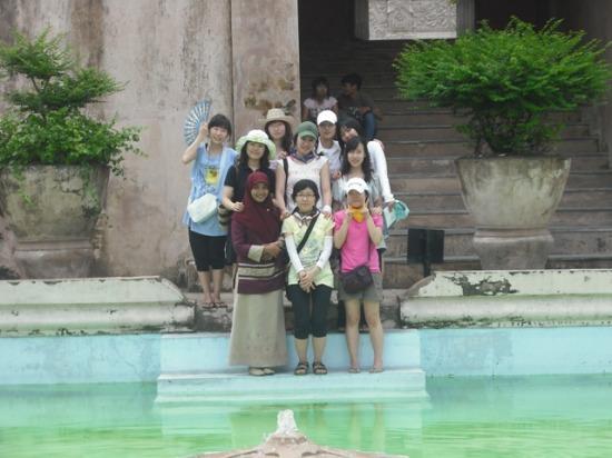 Taman Sari's Pool