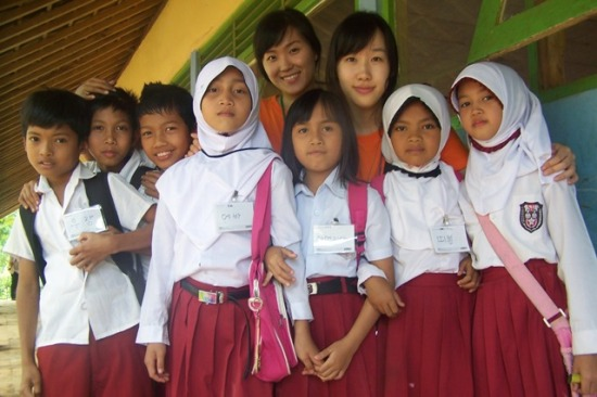Student of SDN Nagrak