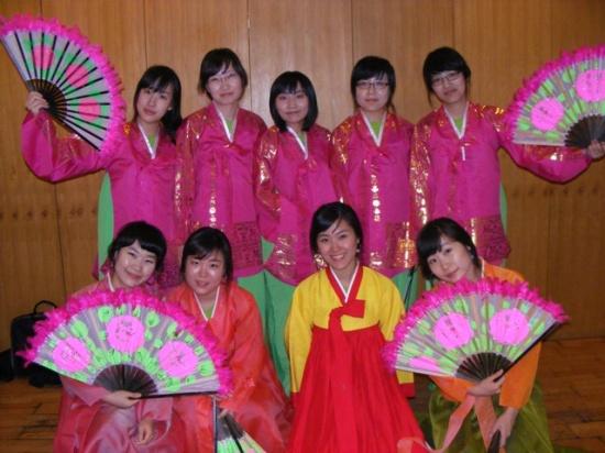 SWU on Hanbok
