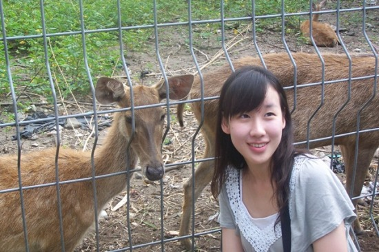 JeongKyung and Deer