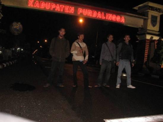 Kabupaten Purbalingga on 3 o'clock