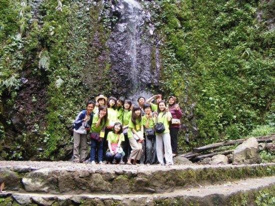 Kaliurang's Waterfall