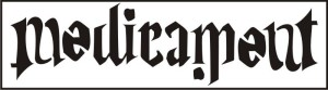 Medicament Ambigram